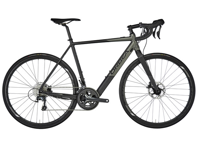 ORBEA Gain D40 - Bicicletas eléctricas de carretera - negro